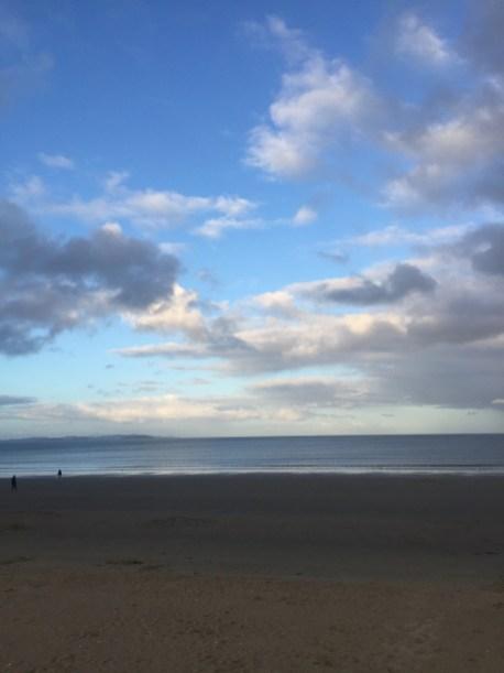 ▲Orewa beach