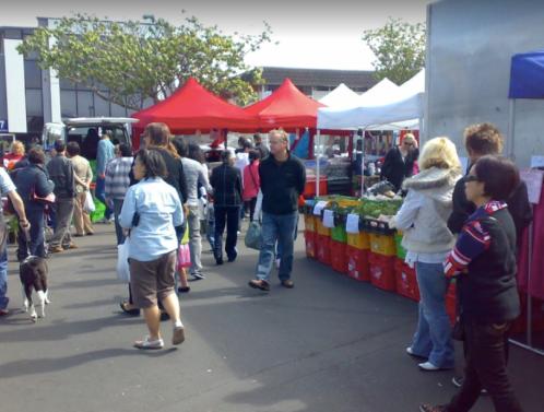 ▲Takapuna Sunday Markets