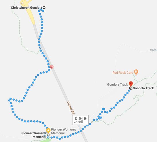 Gondola Track Line