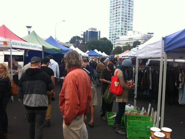 Takapuna Sunday Market