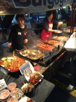 ▲Glenfield Night Market
