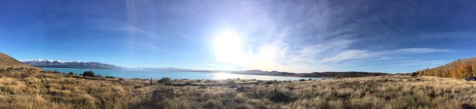 Lake Pukaki viewing points