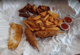 Eriks Fish and Chips