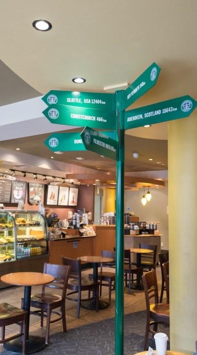 Invercargill Starbucks