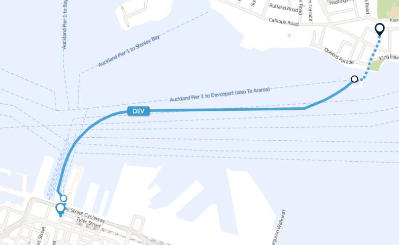 Ferry Terminal - Devonport