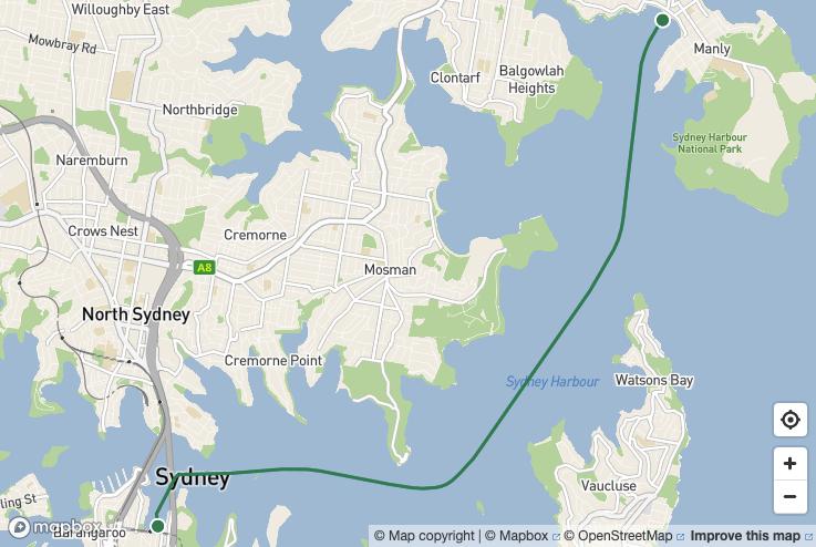 ferry line