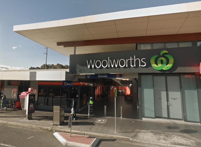 Woolworths Berala