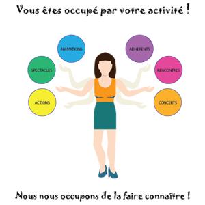 Illustration de la news letter 1 webestar agence de communication à Marseille.