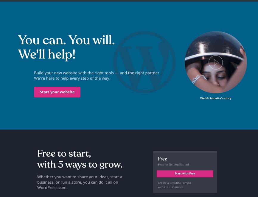 wordpress.com-free-wordpress-hosting
