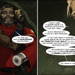 Episode 2 Demonfell Demonrise Epic Fantasy Webcomic LGBTQ
