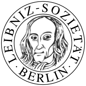 "Professor Dr. Gerhard Banse, Präsident ""Leibniz-Sozietät"""