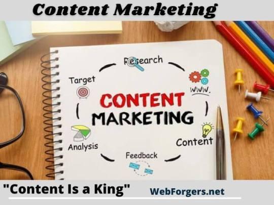 Content Creation Webforgers.net