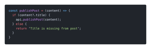 5 лучших практик для чистого написания кода на JavaScript