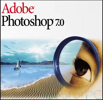 Adobe Photoshop 7.0 Logo
