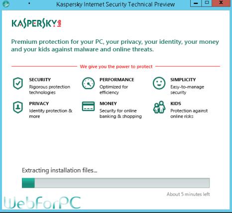 Kaspersky Internet Security 2016 Free Download Setup