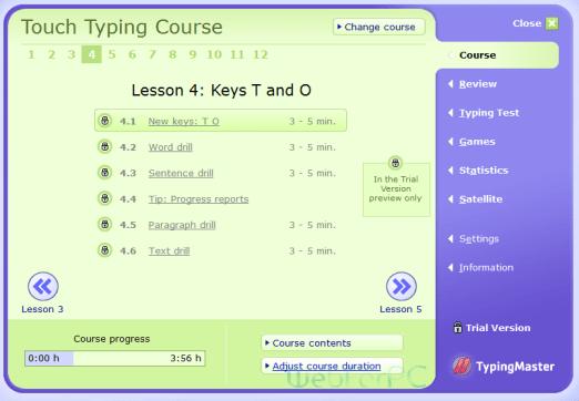 Typing Master Typing Tutor