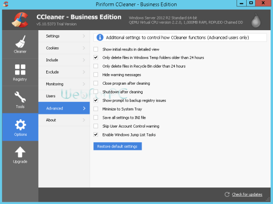 CCleaner Business 5.10.5373 Free