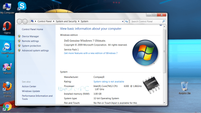 Free Download Dell Genuine Windows 7 Ultimate OEM ISO