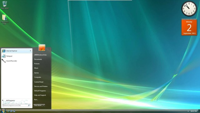 Windows Vista Home Premium ISO Download 32 Bit 64 Bit