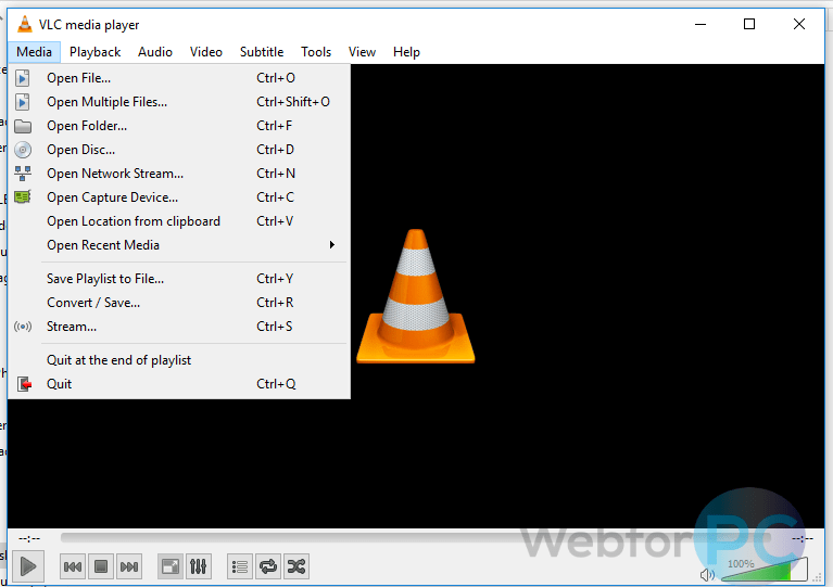 VLC Media Player voor Windows - CCM