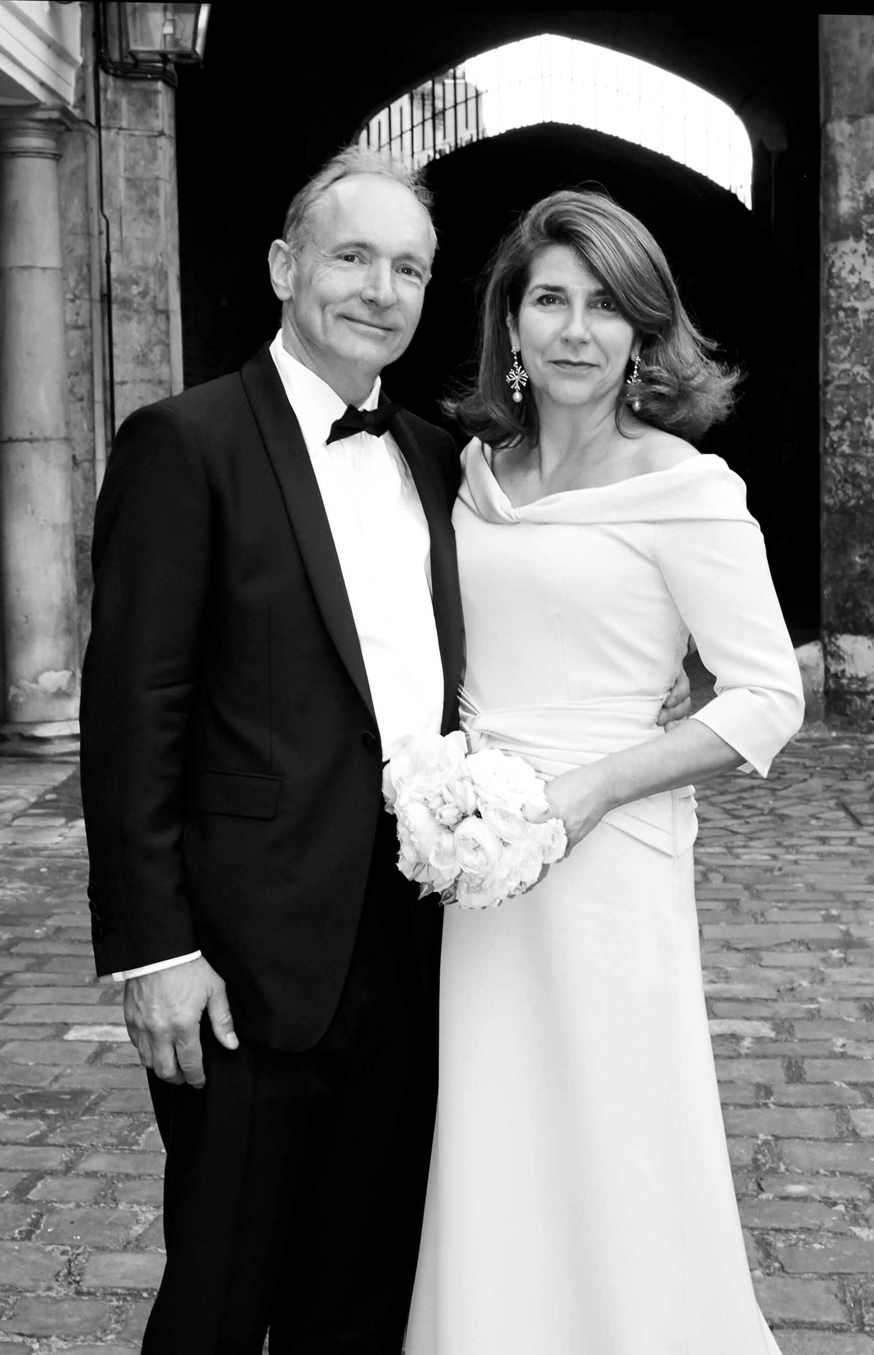 The Marriage Of Sir Tim Berners Lee And Ms Rosemary Leith