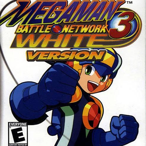 Play Mega Man Battle Network 3 White Version On Gba Emulator Online
