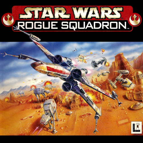 Play Star Wars Rogue Squadron On N64 Emulator Online
