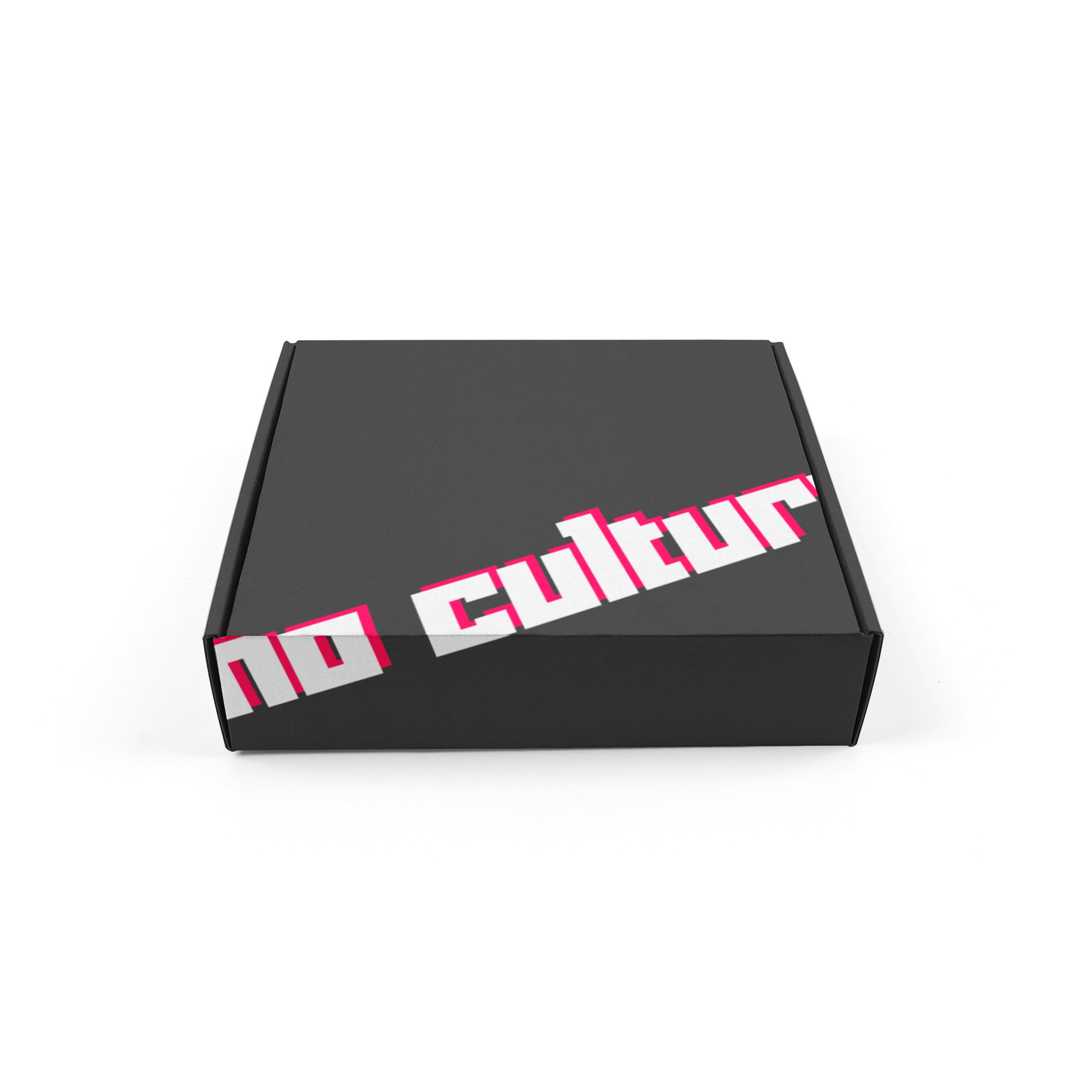 Branding and Packaging in Montreal for No Culture Closed Box