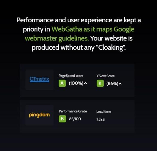WebGatha - Multi-purpose WordPress Theme - 4