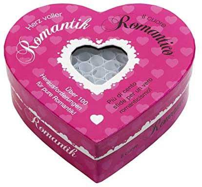 Schlüsselanhänger und Losbox - Scheiß auf Valentinstag