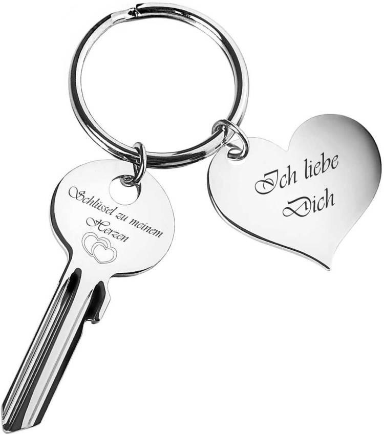 Liebesbeweis Der Schlüssel zu meinem Herzen