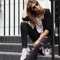 Phối đồ cực chất với giày Adidas Gazelle !