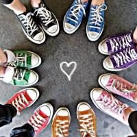 HOT !!! Cách tính size giày Converse chính hãng mới nhất.