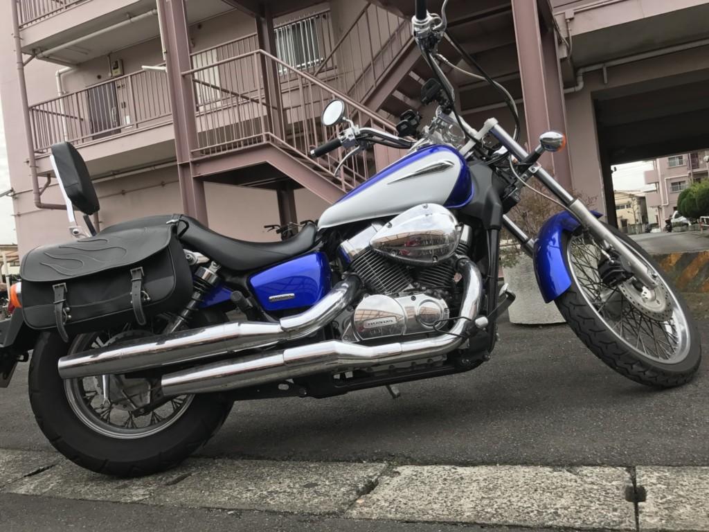 WEB五郎さんのバイク