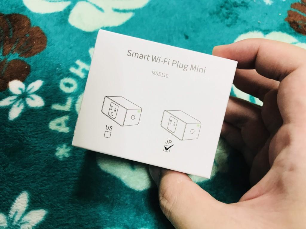 WiFiスマートプラグでボタン式家電が音声操作に対応。これは便利!