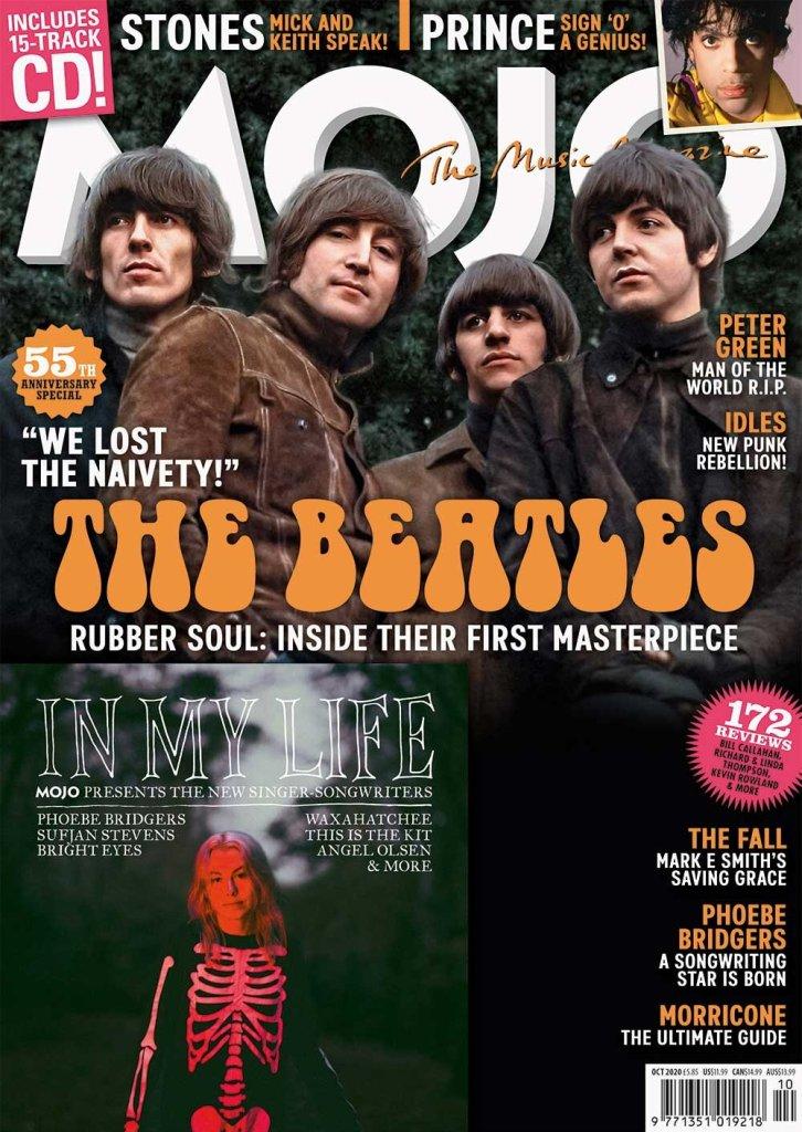 The Beatles Polska: MOJO świętuje 55-lecie płyty Rubber Soul