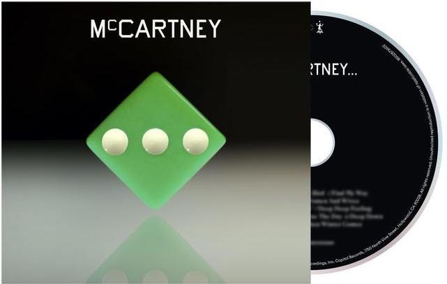"""The Beatles Polska: Znamy listę piosenek z płyty """"McCartney III"""""""