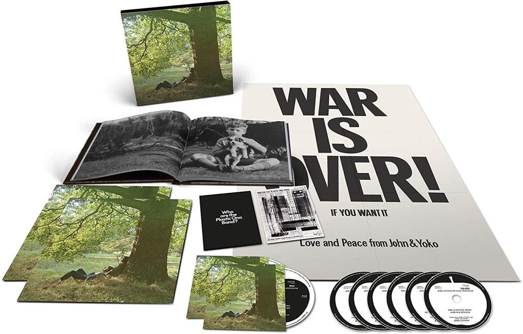 """The Beatles Polska: Ujawniono zawartość jubileuszowego wydania płyty """"John Lennon/Plastic Ono Band"""""""