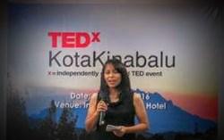 1st TEDx Kota Kinabalu