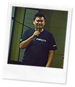 Wayne Chan, GBG Petaling Jaya Manager