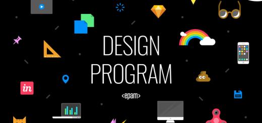Design Program Icon Cover - Sketch