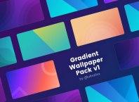 Beautiful Gradient Wallpapers Pack Free Download