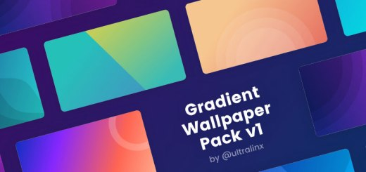 Beautiful Gradient Wallpapers Pack Free Download