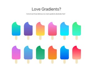 Sketch Gradients Palette Free Download