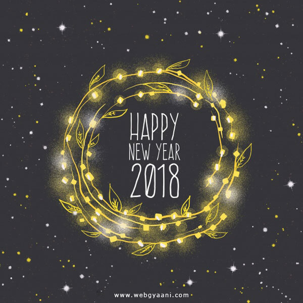 Happy New Year 2018 Wishes,Greetings,Wallpapers U0026 Photos Download