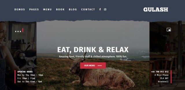 coffee wordpress premium themes