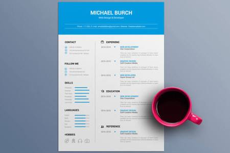 10 Brilliant Resume Templates Free Download In 2018 free resume templates