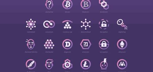Free Bitcoin Cryptocurrency Icon Sets Download