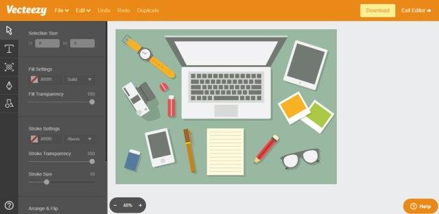 Best Free Online SVG Editor For Web