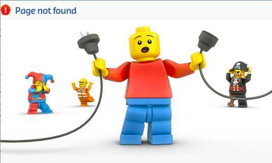 404 Error Pages designs